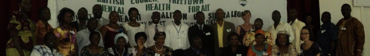 Mental Health Coalition – Sierra Leone