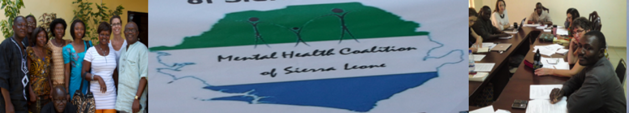 Mental Health Coalition – Sierra Leone